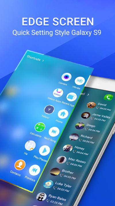 Edge Screen style Galaxy S9, S9 Plus APK Download - Apkindo co id
