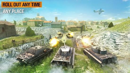 World of Tanks Blitz Screenshot 10