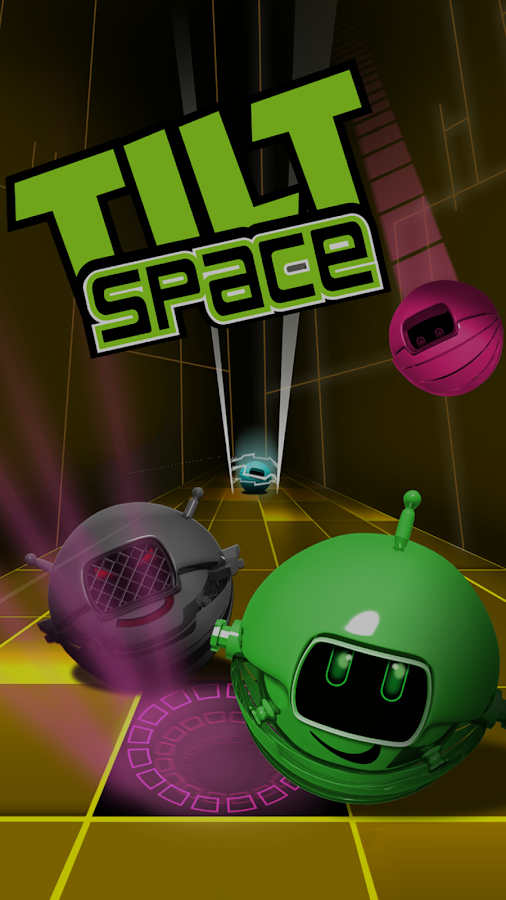 Tiltspace- screenshot