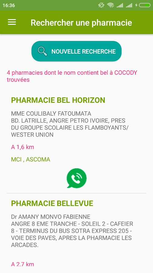 Pharmacy CI- screenshot