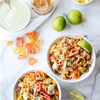 Pineapple Chorizo Rice Bowls