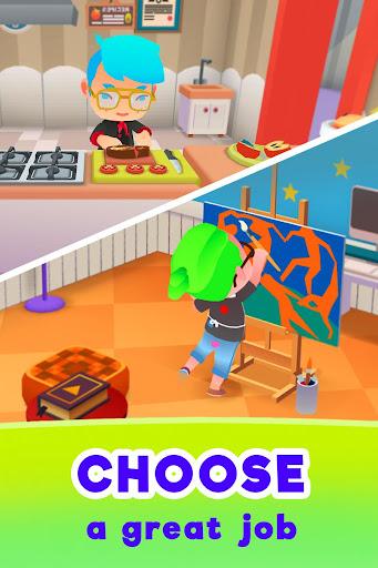 Idle Life Sim - Simulator Game screenshot 2