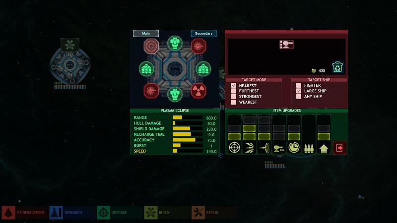 Battlevoid: Sector Siege Screenshot 2