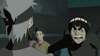 Kakashi: Shadow of the ANBU Black Ops - Minato's Death