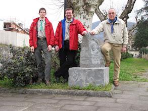 Photo: Centenáriumi emlékmű (2007)