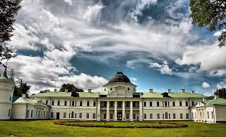 Дворцы и парки Черниговщины