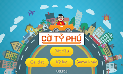 Cờ tỷ phú Việt Nam – Co ty phu App Latest Version Download For Android and iPhone 4