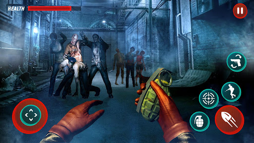 Zombie Survival: Target Zombies Shooting Game 2.0 screenshots 11