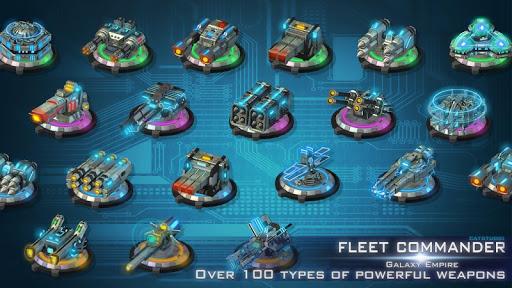 Fleet Commander Screenshot