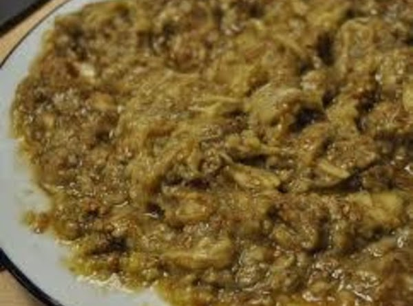 Roasted Egplant (vegetarian) Recipe