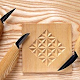 Simple Wood Carving Art (app)