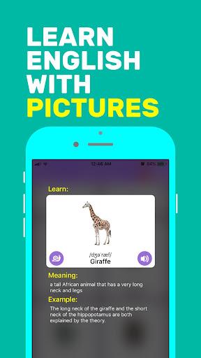 Learn English Vocabulary  screenshots 2