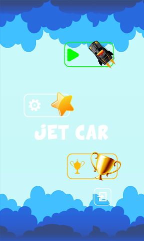 android Jet Car games for free driving Screenshot 2