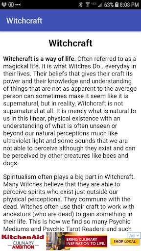 Download Witch Digest on PC & Mac with AppKiwi APK Downloader
