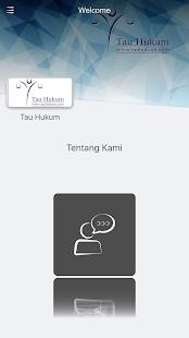 Tau Hukum App screenshot