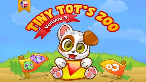 Tiny Tots Zoo Volume 3