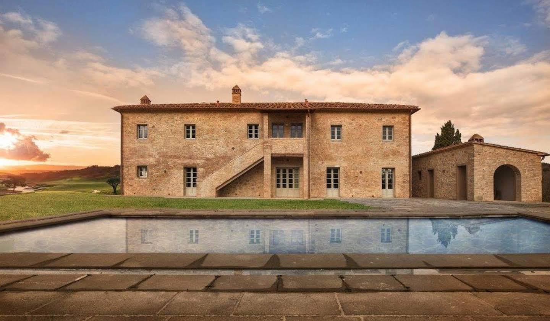 Villa avec piscine Montaione