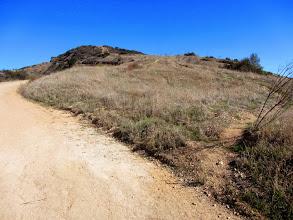 Photo: Veer right from Glendora Ridge Motorway unto this path to hike the west ridge to Glendora Peak