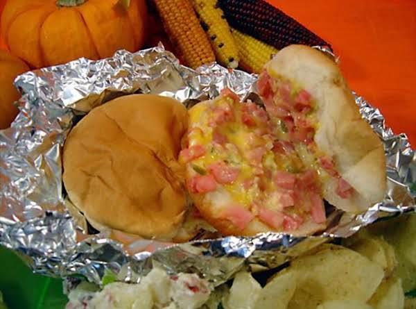Foil Sandwiches Recipe