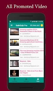 Sub4Sub Pro (No Ads) v4.6 [Paid] APK 5