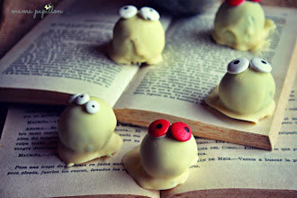 Photo: 33. Fantasmitas de Halloween (www.mamapapillon.com)