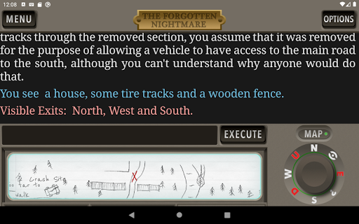 The Forgotten Nightmare Adventure Game moddedcrack screenshots 17