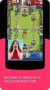 Screen Recorder With Facecam & Screenshot Capture App Download For Android 2