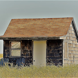 by Ashish Gupta - Buildings & Architecture Decaying & Abandoned ( chairs, house, abadoned, country )