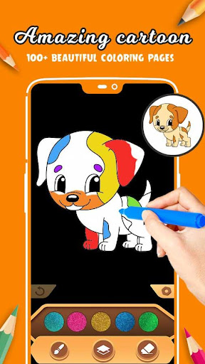 Learn to Draw - Paint by Art Coloring Book 19.0 screenshots 2