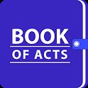 Book Of Acts - King James Version (KJV) Offline icon