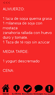Dieta del Té Rojo - náhled