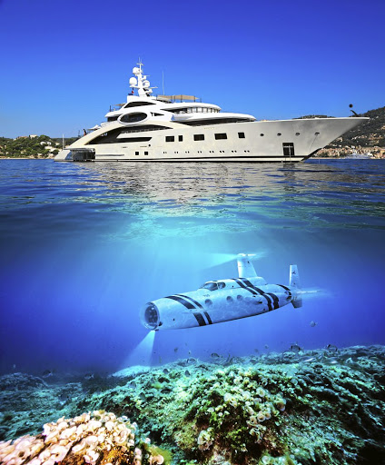 Got R326-million? Treat yourself to a private submarine