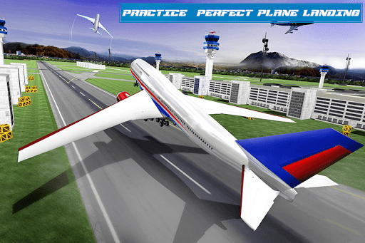 Real Plane Landing Simulator 1.5 screenshots 1
