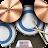 REAL DRUM: Electronic Drum Set logo