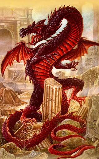 Dragon Wallpaper Best Cool Dragon Wallpapers App Report On