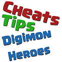 Cheats Tips For Digimon Heroes icon