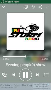 Irie Storm Radio - náhled