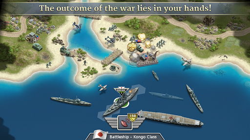 1942 Pacific Front - a WW2 Strategy War Game  screenshots 6