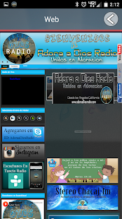 Adora a Dios Radio- screenshot thumbnail
