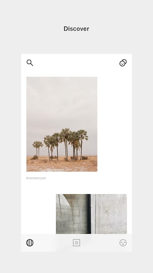 VSCO- screenshot