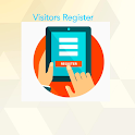 Visitor Register Management icon