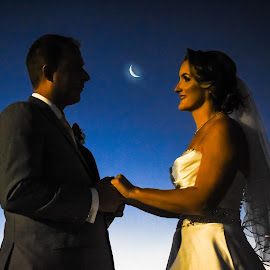 Moonlit Gaze by Sarah Sullivan - Wedding Reception