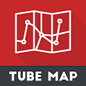 London Tube Map 2015 icon