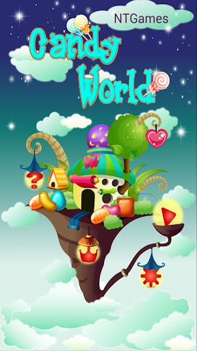 사탕 세계 HD