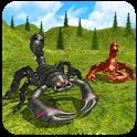Wild Scorpion Family Jungle Simulator icon