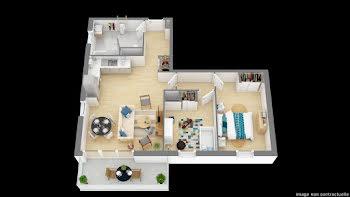 appartement à Segny (01)