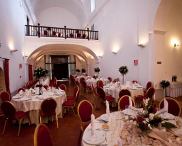 Espacios para eventos en Hotel La Magdalena