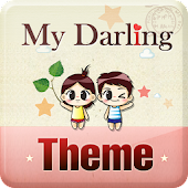 MyDarling Flower theme