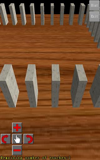 3D Domino Toppling screenshots 6