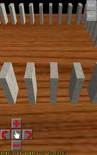 3D Domino Toppling 6